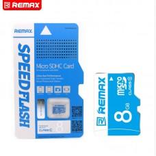 Карта памяти Remax MicroSD C6 8GB