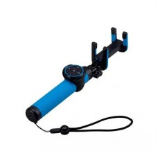 Селфи-монопод Momax Selfie Hero Bluetooth Selfie Pod 100cm Blue/Black (KMS7D)