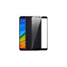 Защитное стекло Full Cover для XIAOMI Redmi 5 Plus Черное