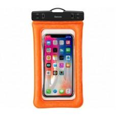 Водонепроницаемый чехол Baseus Air cushion Waterproof bag Orange