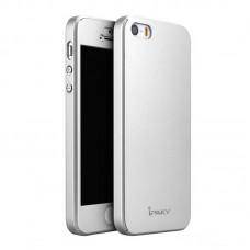 Чехол-накладка Ipaky TPU+PC для iphone 5/5S Gray