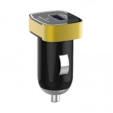 Автомобильное зарядное устройство Ldnio DL-211 + Lightning USB Cable (1USB 2.1A) Black