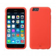 Чехол-накладка Melkco Silikonovy Case для iPhone 6/6s Red