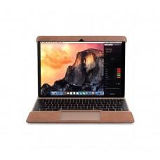 """Кожаный Чехол Melkco Easy-Fit Permium Genuine для Apple MacBook Air 11.6"""" Brown"""