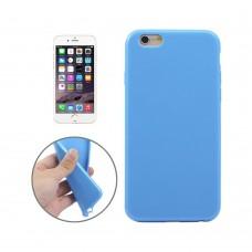 Чехол-накладка Melkco Silikonovy Case для iPhone 6 Plus/6s Plus Blue