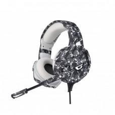 Наушники игровые Onikuma K5 с микрофоном Camouflage Grey