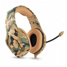 Наушники игровые Onikuma K1 Pro с микрофоном Camouflage Yellow