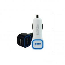 Автомобильное зарядное устройство Ozio Q.C.2.0 Quick car charger (1USB, 2.4) Black