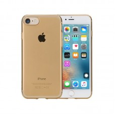 TPU чехол Rock Slim Jacket для Apple iPhone 7 plus / 8 plus Gold