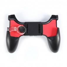 Мобильный геймпад (джойстик) с триггерами MGC 5in1 Black