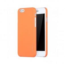 Чехол X-LEVEL Metallic Series для  iphone 6/6S Orange