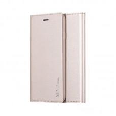Чехол X-LEVEL Leshare Series для  iphone 6/6S Gold