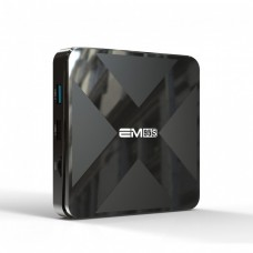 Приставка Smart TV Box EM95S S905X3 2Gb/16Gb Black